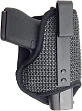 Active Pro Gear IWB Push Draw Belt Clip Concealment Holster for Gun Concealed Carry | Inside Waistband Conceal Carry Belt Holsters | Fits Glock, S&W, Ruger, 1911 | Made in USA
