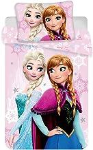 Disney Frozen - die Eiskönigin Babybettwäsche Set 100/135 + 40/60