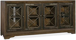 Hooker Furniture Hill Country Pipe Creek Bunching Media Console