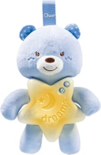 Chicco Toy First Dreams Goodnight Bear, Blue