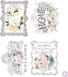 Prima Marketing Inc Redesign Transfer - Floral Home, Mixed