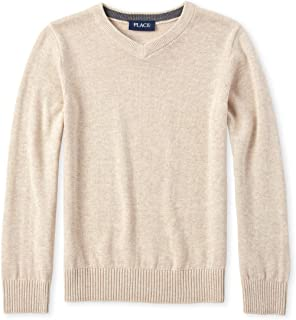 The Children's Place Baby Boys' Big Long Sleeve Sweater