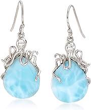 DESIGNER Natural Larimar Gemstone Larimar Cabochons Loose Gemstone For Jewelry Amazing Wire Wrap Larimar For Jewelry 23X14X8mm 16 Carat
