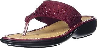 BATA Women's New Palm Thong Slipper