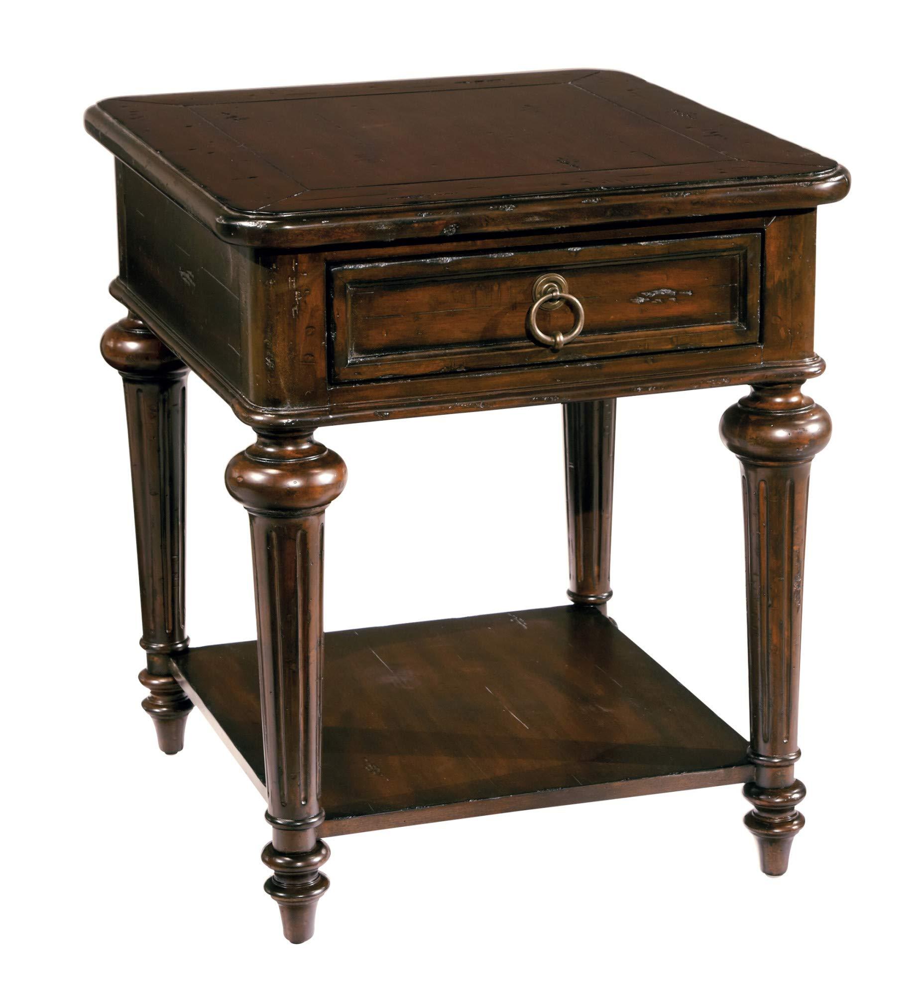 Hekman Furniture Lamp Table