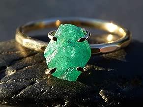 Best raw uncut emerald ring Reviews