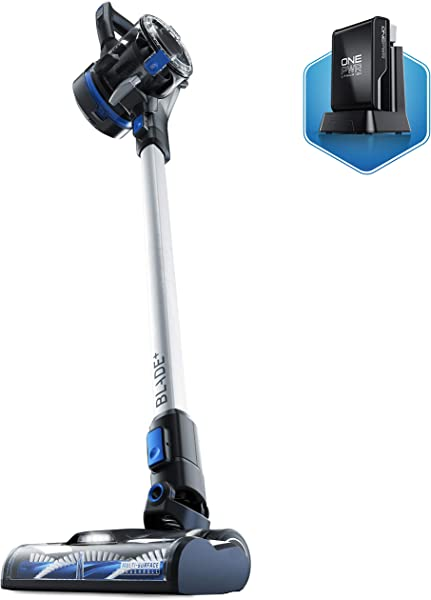 Hoover ONEPWR Blade Cordless Stick Vacuum Cleaner Lightweight BH53310 Silver