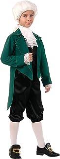 Forum Novelties Deluxe Thomas Jefferson Costume, Medium
