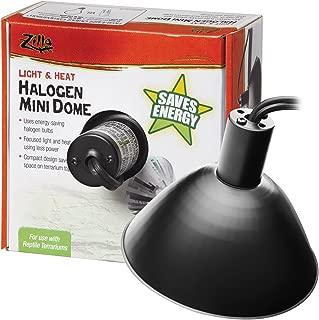 Zilla Mini Halogen Reptile Dome Heat Lamp