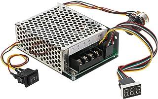 Docooler 0~100% Einstellbar 12V24V36V 60A DC Motor Geschwindigkeit Regler Geschwindigkeit Regler Reversibel