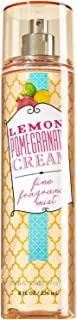 Bath & Body Works Lemon Pomegranate Cream Fine Fragrance Mist 8 oz