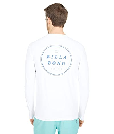 Billabong Rotor Loose Fit Long Sleeve Surf Tee Men