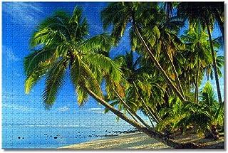BEI YU MAN.co Cooköarna Titi Kawica Beach Pussel för vuxna och barn 1000 bitar träpussel gåvor Familjedekoration Specialre...