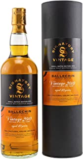 Signatory Vintage - Ballechin 10 Jahre Heavily Peated - Small Batch Edition #10 Whisky