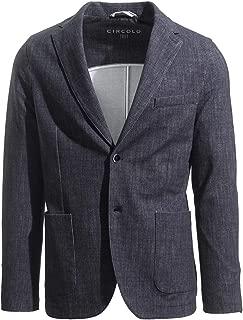 (チルコロ) CIRCOLO 1901 2つボタン シングルジャケット/GILET PIQUET SPIGATO ジレ ピケ スピガート [並行輸入品]