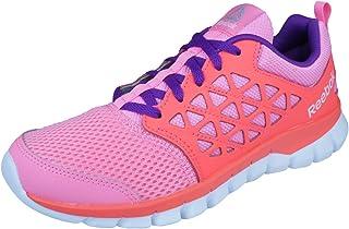 [リーボック] Sublite XT Cushion 2.0 Girls Running Sneakers/Shoes [並行輸入品]