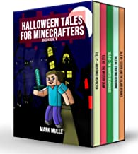 Halloween Tales for Minecrafters: 5 Minecraft Scary Halloween Tales