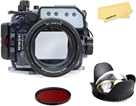 waterproof case for sony rx100 iv