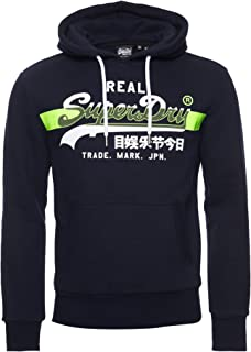 : Superdry Sweats à capuche Sweats : Vêtements
