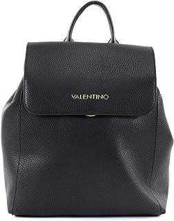 حقيبة ظهر يدوية فالنتينو من ماريو فالنتينو، لون اسود (اسود داكن)