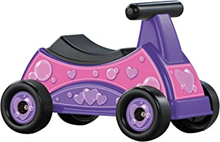 American Plastic Toys Heart Ride-On, Pink