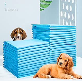 Honelevo Pet Training and Puppy Pads Pee Pads for Dogs 60 x 60cm - 40 Count Super Absorbent & Leak-Proof