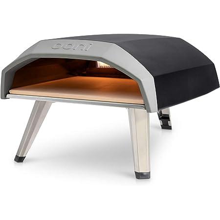Ooni Koda - Horno de pizza para aire libre, pizzería, horno portátil, horno de gas, horno de pizza galardonado