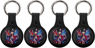 $28 » Shaman King Anime Protective Case for AirTag Anti-Lost Anti-Scratch Skin Cover Tracker Holder with Key Ring Protective GPS...