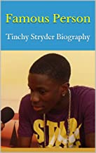 Famous Person: Tinchy Stryder Biography (English Edition)