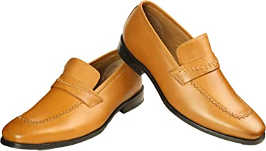 Ishaan Talreja TAN Crust Leather Handmade Modern Loafer