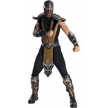 Festival Magia y Malabares Disfraz Mortal Kombat – Sub – Zero ...