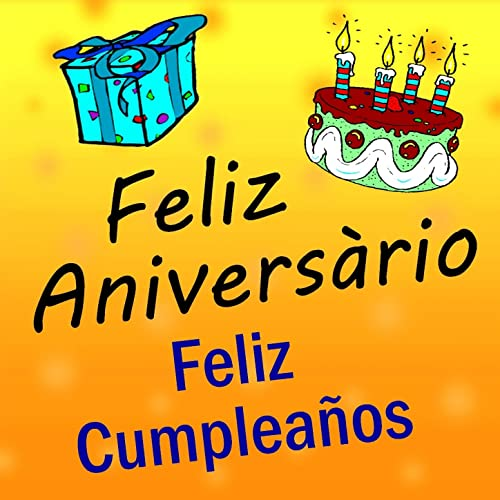 Amazon.com: Feliz Cumpleaños (International Birthday Song ...