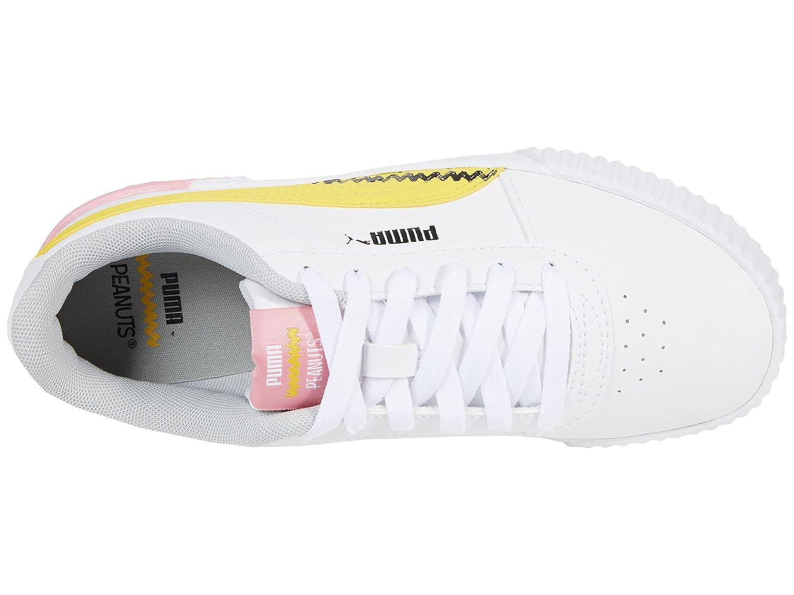 thumbnail 3 - Girl's Sneakers & Athletic Shoes PUMA Kids Peanuts Carina (Big Kid)