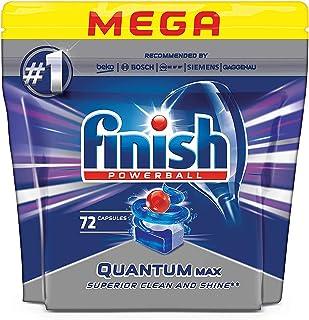 Finish Dishwasher Detergent Quantum Max, 72 Tabs