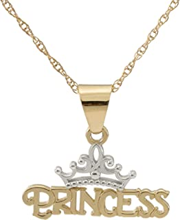 Best princess gold chain Reviews