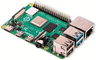 Raspberry Pi 4 Model B with 4GB RAM
