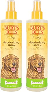 Burt's Bees for Dogs Natural Deodorizing Spray for Dogs | Eliminates Dog Odors for More Smelly Dogs | pH Balanced for Dog...