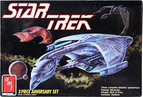 Star Trek Romulan Warbird Modell-Bausatz AMT ERTL