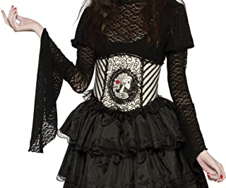 Rubie's Costume Co. Accesorio para Disfraz de Esqueleto de Cincher para Mujer