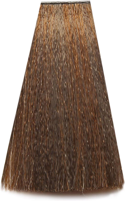 ARUAL Coloración Permanente en Crema, No 7.81 Rubio Medio Marrón Ceniza - 60ml