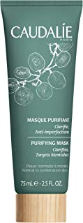 Caudalie Purifying Mask Clarifies Targets Blemishes, Normal to Combination Skin for Unisex, 2.5
