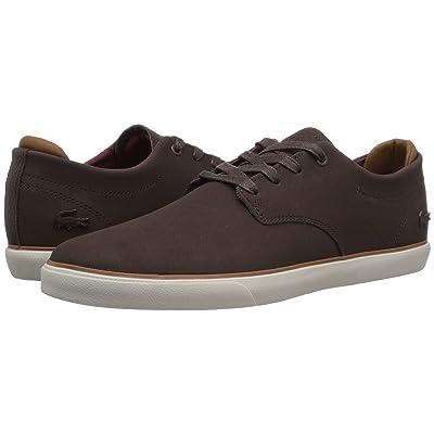 Lacoste Esparre 318 2 (Dark Brown/Brown) Men
