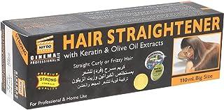 Nitro Canada Hair Straightener Cream - 110 ml