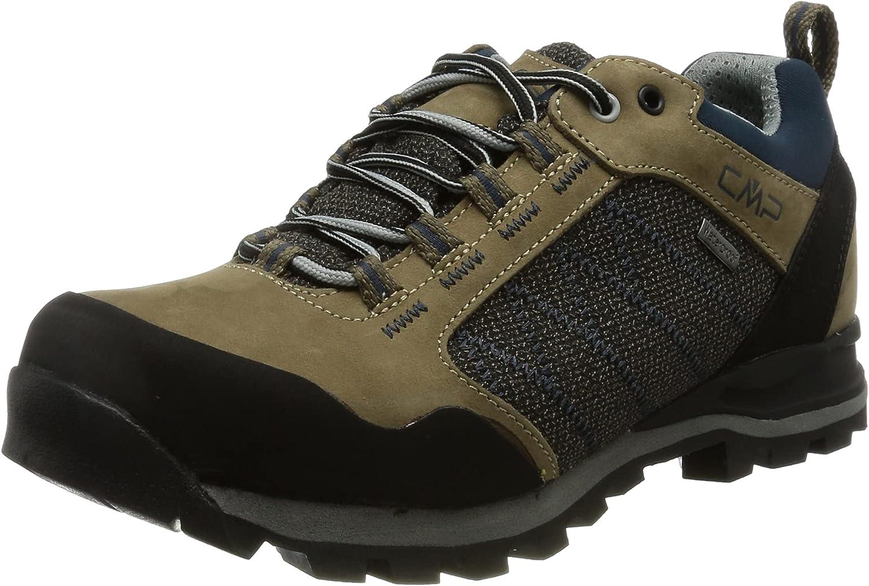 CMP Thiamat Low Trekking Shoe WP, Zapato de Senderismo Hombre