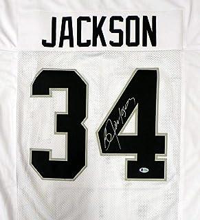check out 23af7 28b5d Amazon.com: Bo Jackson - Clothing & Uniforms / Sports ...