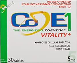 ENADA The Energizing Co-Enzyme Vitality 5 mg 30 Tablets