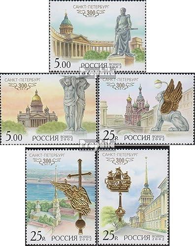 saludable Prophila Collection Russland Russland Russland 976-980 (Completa.edición.) con orodruck 2002 monumentos (Sellos para los coleccionistas)  Ahorre 60% de descuento y envío rápido a todo el mundo.