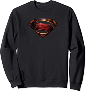 DC Comics Justice League Movie Superman Emblem Sweatshirt