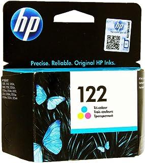 HP 122 Tri-Colour Original Ink Cartridge CH562HE