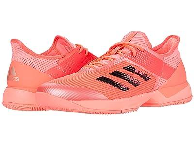 adidas Adizero Ubersonic 3 Tokyo (Signal Pink/Core Black/Copper Metallic) Women